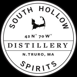 south hollow distillery logo