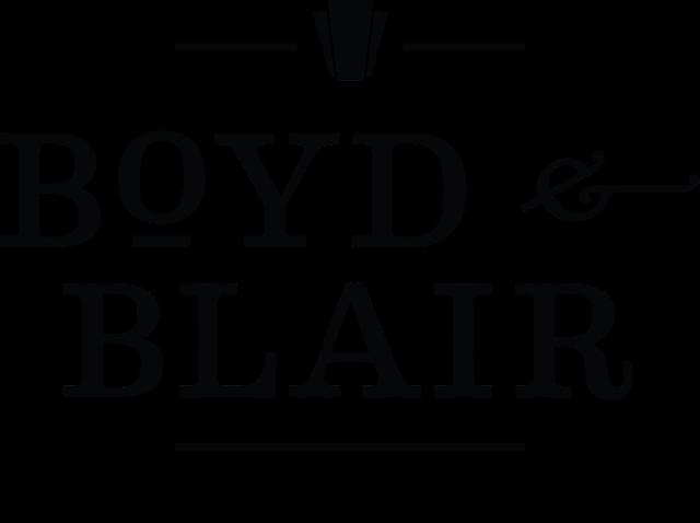 Boyd & Blair Potato Vodka Logo
